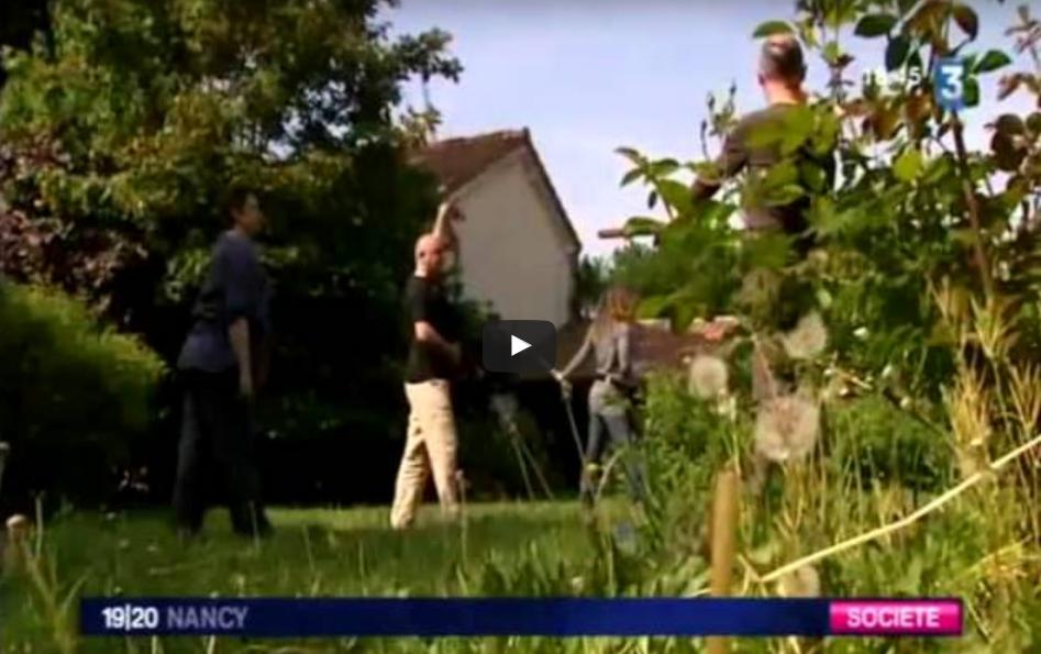 Vidéo France 3 nancy