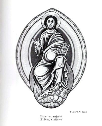 Christ en majesté à Trèves