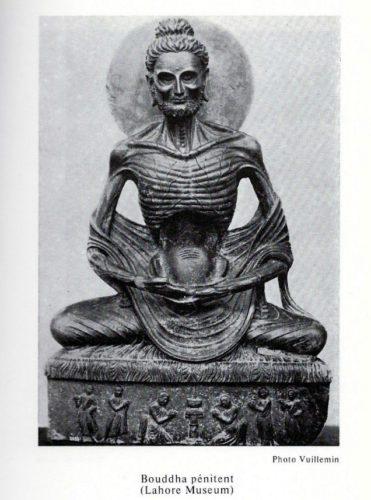 bouddha pénitent