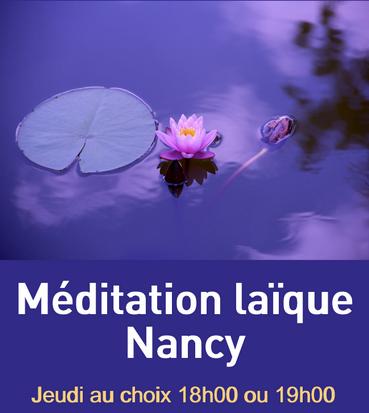 méditation nancy